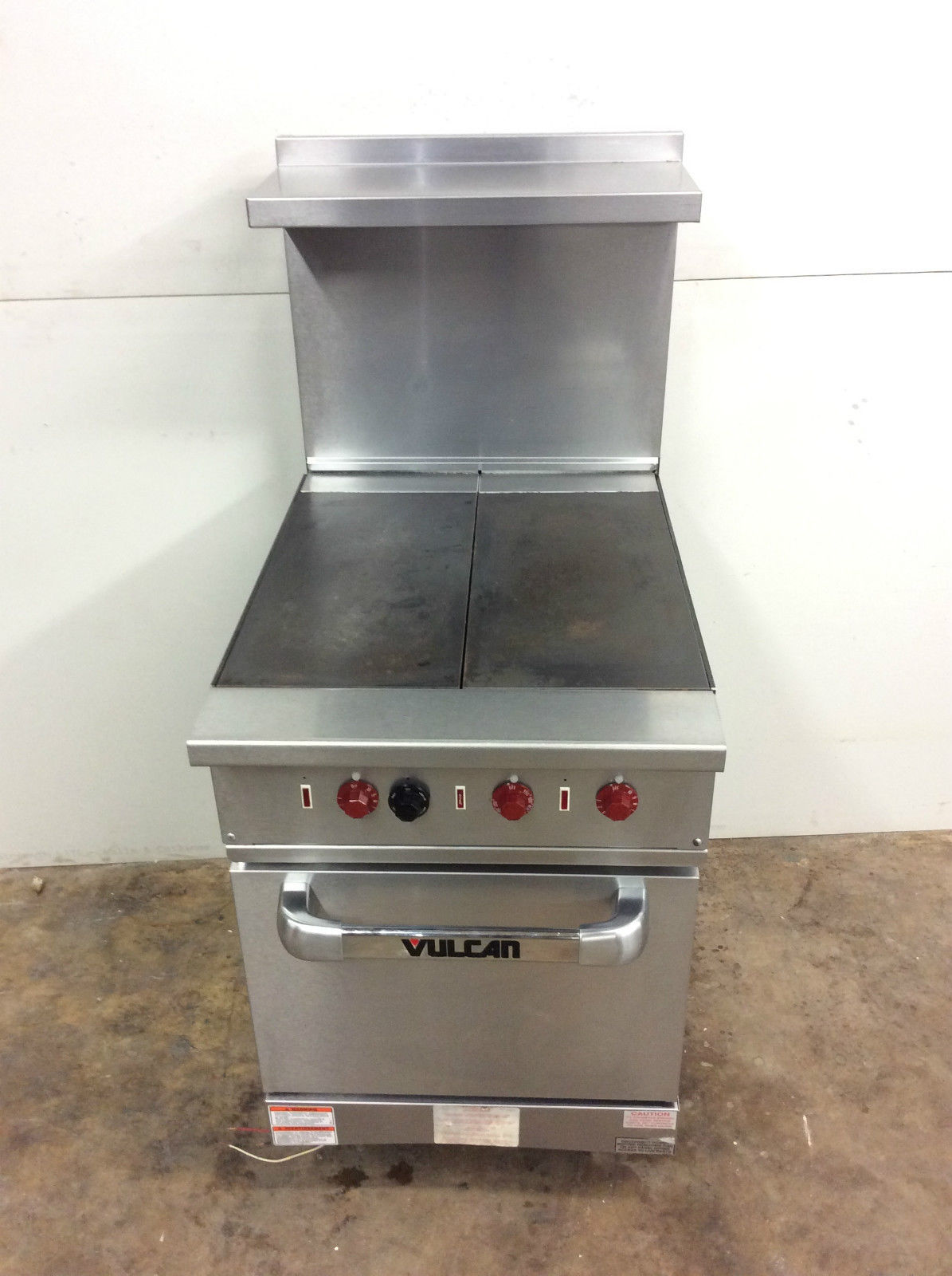 Vulcan Electric Range