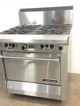 Garland Range with Standard Oven