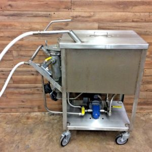 GreaseBuster Automated Filtration System