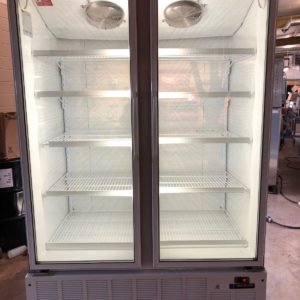 Master Bilt Glass Door Merchandiser Freezer