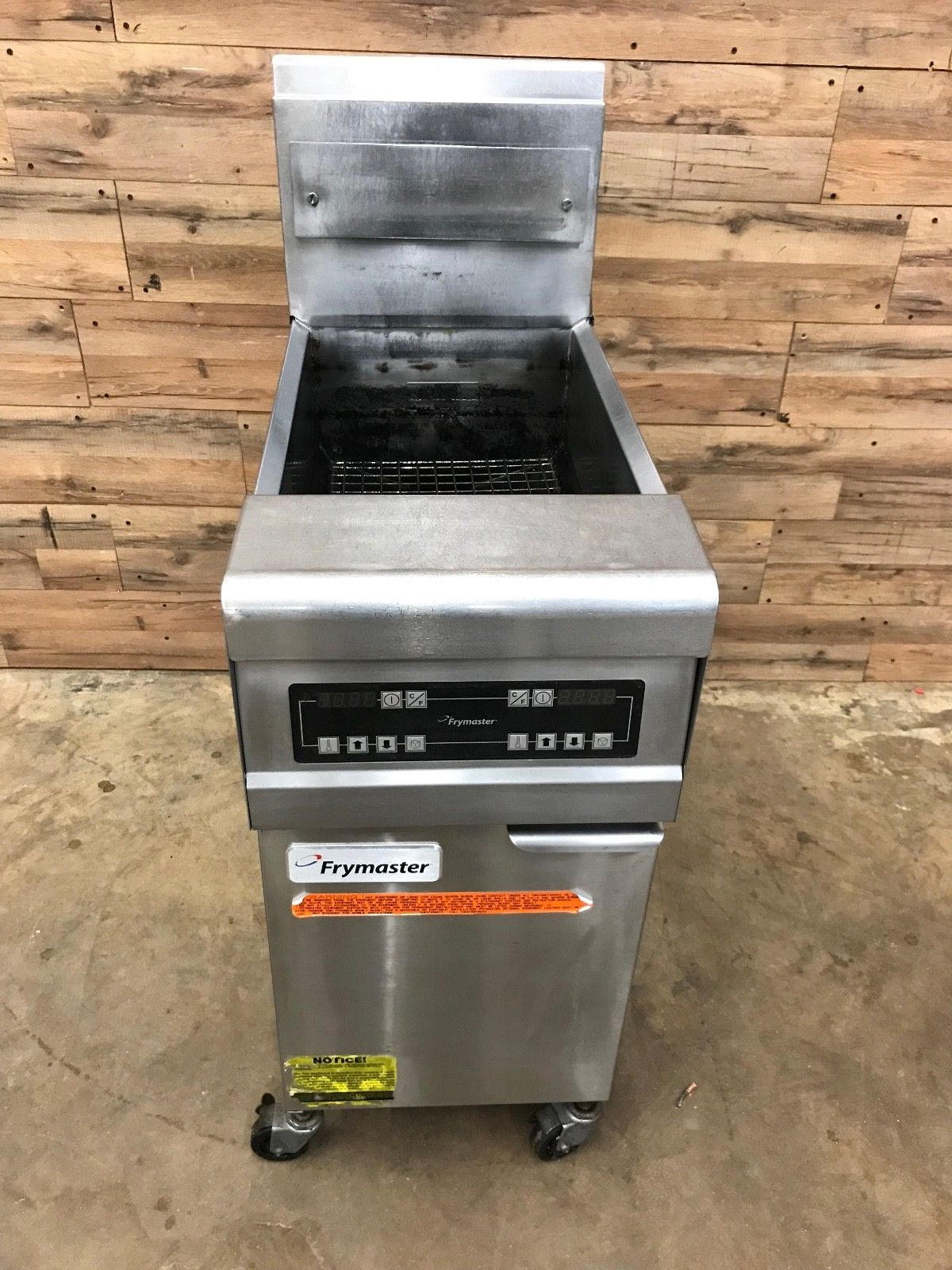 50lb Gas Fryer