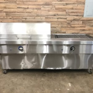 Boss Commercial Grill