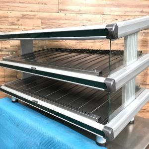 Countertop Heated Display Shelf