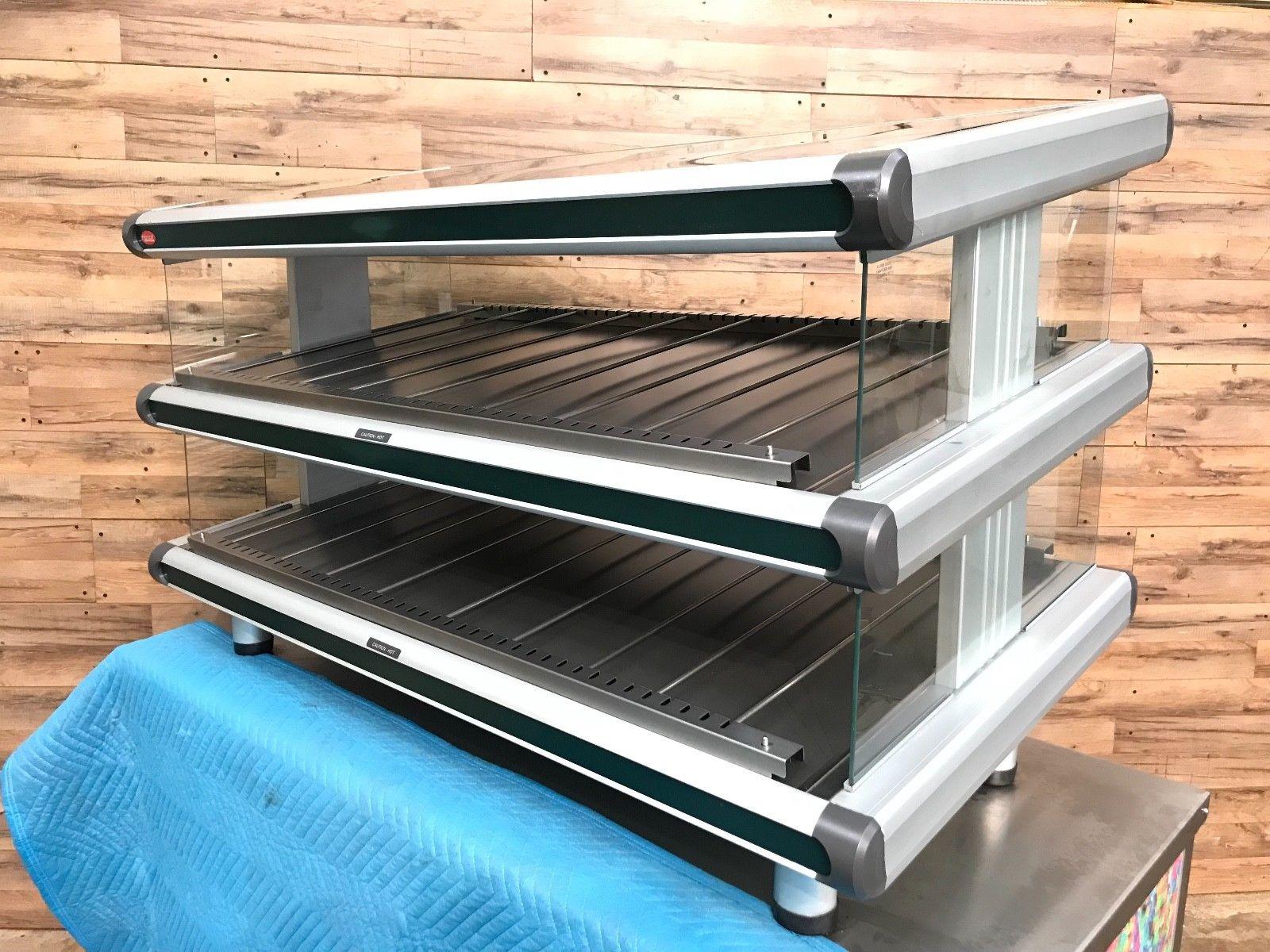 Countertop Heated Display Shelf