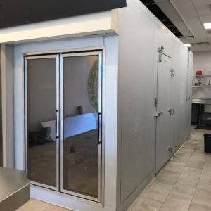 Imperial Brown Commercial Refrigeration Walk-in Cooler
