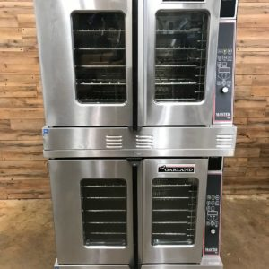 Garland Double Stack Convection Ovens