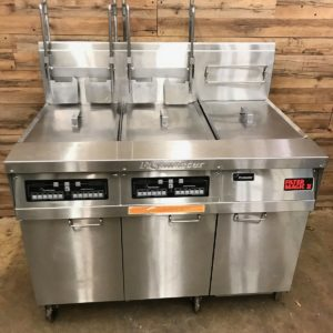 Frymaster Digital Control Fryers w/ Filtration
