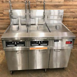 Frymaster Digital Control Fryers w/ Filtration