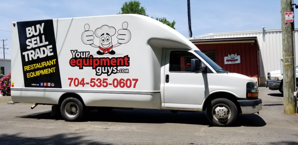 Your Equipment Guys Restaurant Equipment Delivery & Services