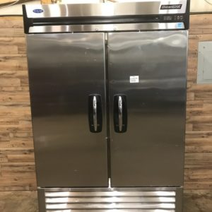 "Nor-Lake AdvantEDGE 55"" Reach-In Freezer"
