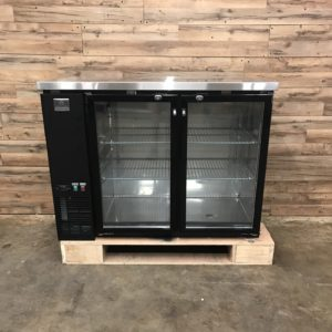 Kelvinator Back Bar Cooler
