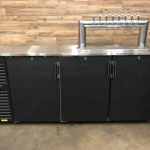 Krowne 84″ Self-Contained Draft Beer / Bar Cooler