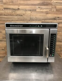 Amana Menumaster Commercial Microwave