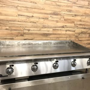 "Star 60"" Gas Griddle"