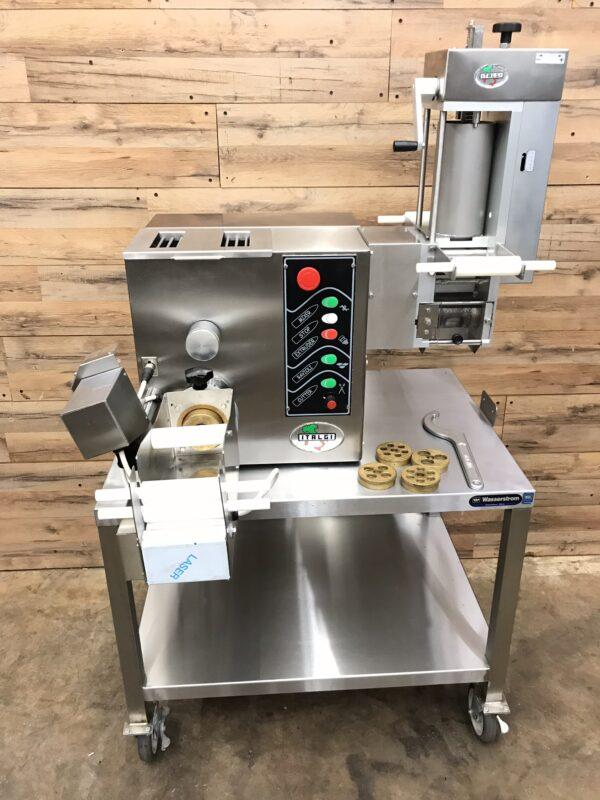 ITALGI Multipla Extruder-Based Combi Pasta Machine