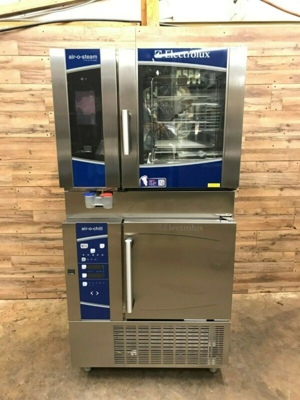 Electrolux Blast Chiller/Combi Oven Tower of Power Cook & Chill System