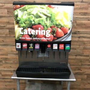 Countertop Ice/Beverage Dispenser