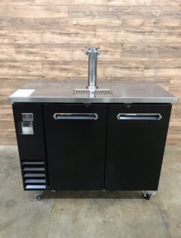 "Kelvinator Commercial 49"" Draft Beer System"