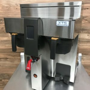 Fetco Stainless Double Automatic Coffee Brewer