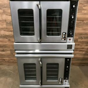 Montague Double-Deck Convection Oven, NG