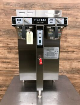 Fetco High Volume Thermal Coffee Maker