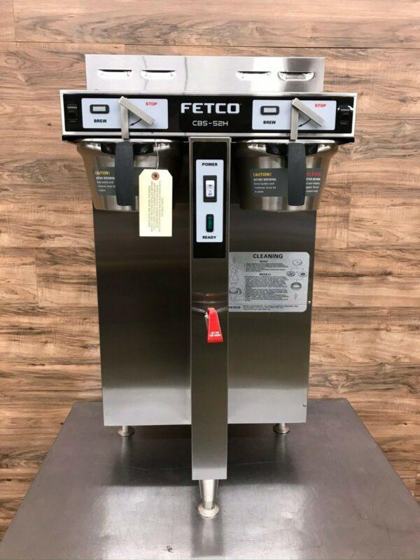 Fetco High Volume Thermal Coffee Maker
