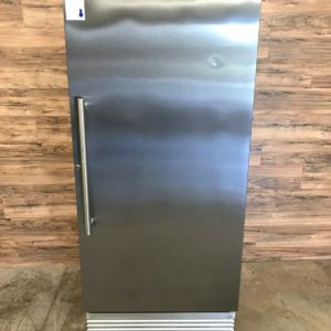 Kelvinator Reach-In Refrigerator, Stainless Steel