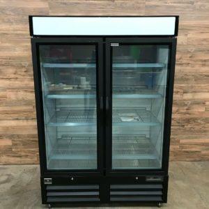 Kelvinator 2-Sect. Refrigerated Merchandiser