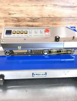 Horizontal Dry Ink Continuous Band Heat Sealer