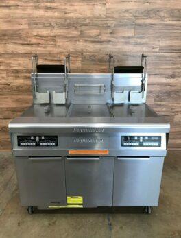 Frymaster Dual Fryer w/ Dump Station
