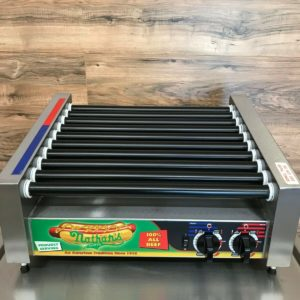 Non-Stick Hot Dog Roller Grill