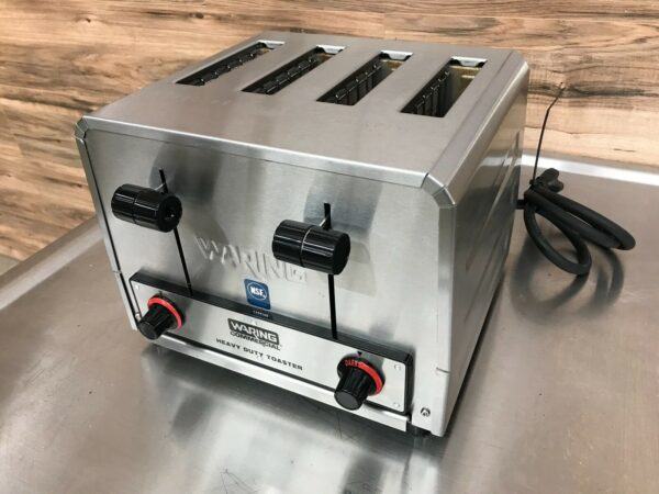 Heavy Duty 4 Slice Commercial Toaster