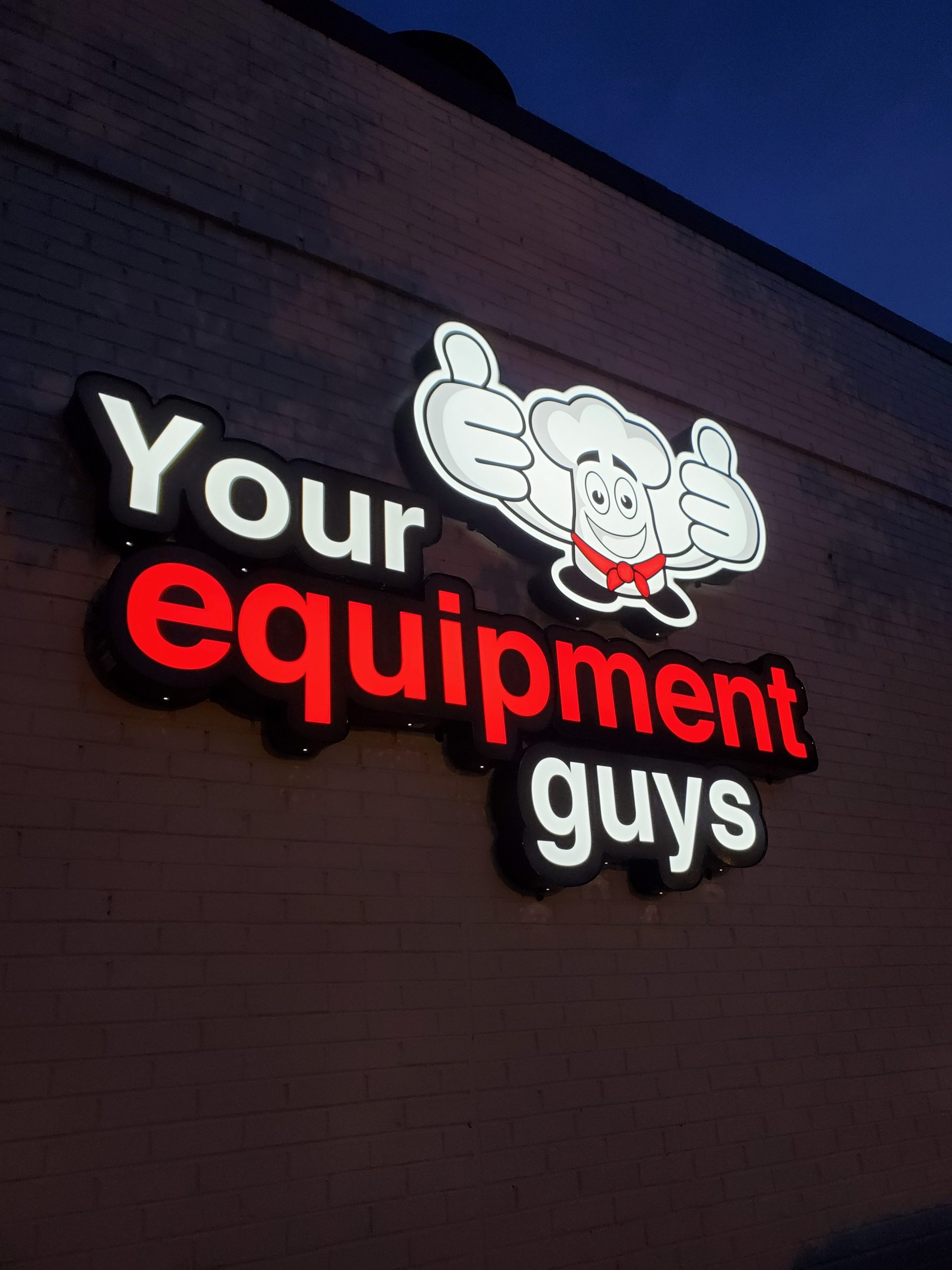 Your Equipment Guys
