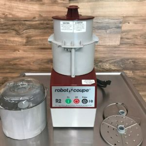 Food Processor w/ Continuous Feed