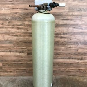 Structural Pressure Vessel Pentair Water 1665 Model w/ Fleck 2510 NXT Timer