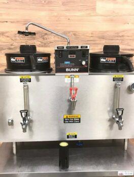 Bunn 20500.0000 U3 Twin 3 Gallon Automatic Coffee Machine Urn