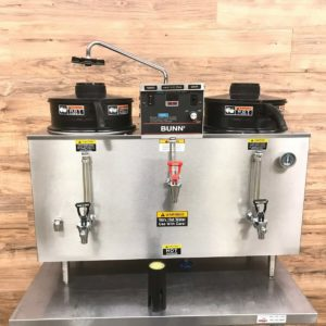 Bunn 20500.0000 U3 Twin 3 Gallon Automatic Coffee Machine Urn