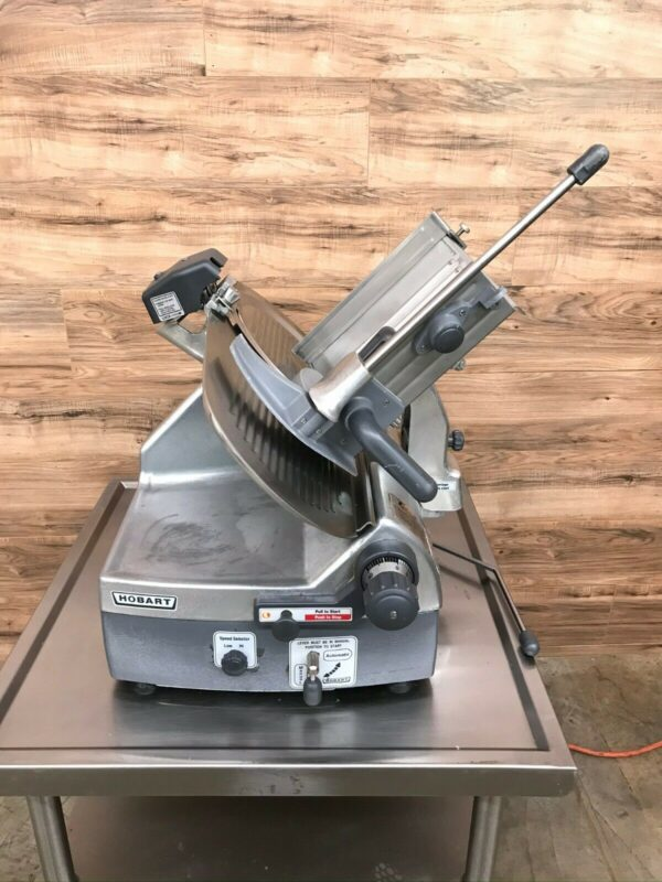 Hobart 2712 Automatic Deli Slicer
