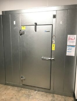 2019 Master-Bilt Walk-in Freezer with Floor and Self Contained Refrigeration