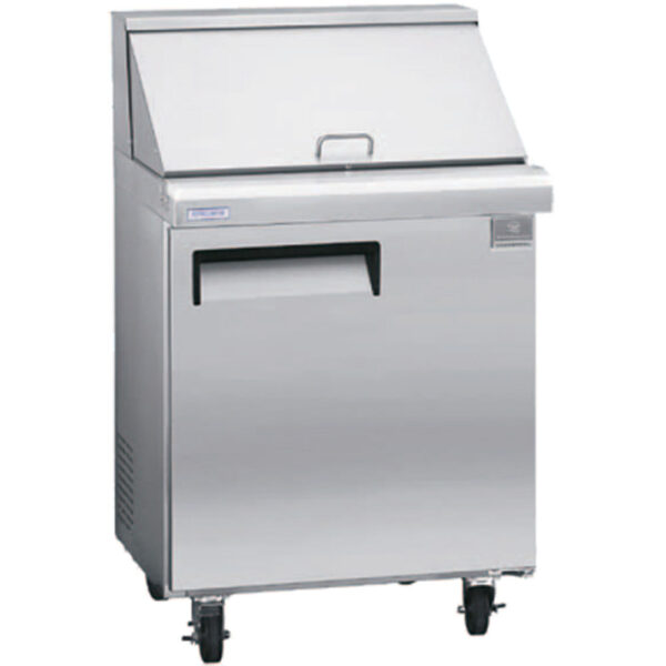 Kelvinator Commercial Mega Top Prep Table One-section