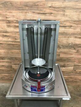 AutoGyros Vertical Broiler, 65 lb Capacity