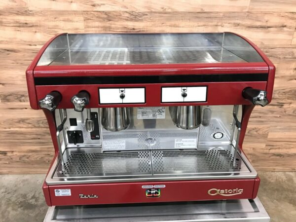 Astoria Perla Semi-Automatic Espresso Machine 2 Group