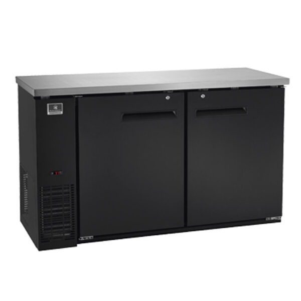 Kelvinator Commercial Refrigerated Backbar Cabinet