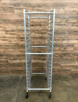 Winholt 20 Pan End Load Assembled Baker's Sheet Pan Rack