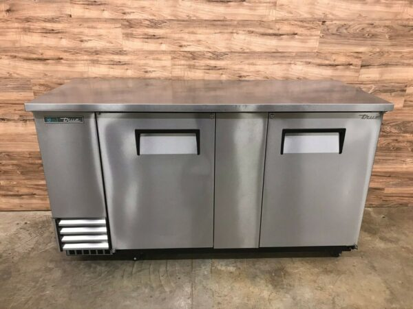 "True 69"" Back Bar Cooler"