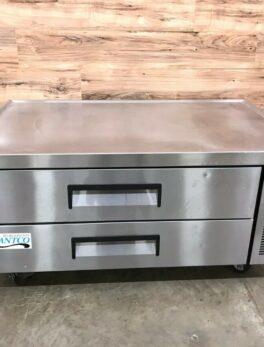 2 Drawer Refrigerated Chef Base