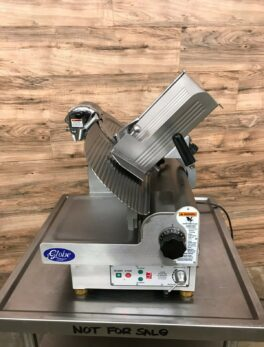 Two Speed Commercial Slicer Manual/Automatic
