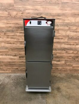 Pass-Thru Convection Heated Warming Cabinet