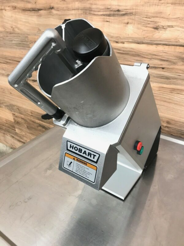 Continuous Feed Food Processor