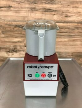 Robot Coupe R2B Food Processor with 3 Quart Bowl